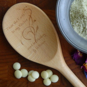 From the Earth to my kitchen, used in Healing & Witchen'