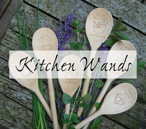 Kitchen Wands